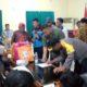 Kedatangan pengungsi dari Wamena Papua di Sampang. (dok)