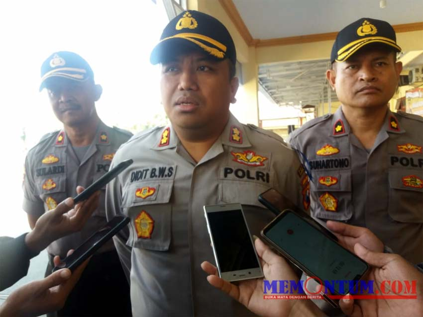 Kapolres Sampang AKBP Didit BWS, SIK, MH. (zyn)