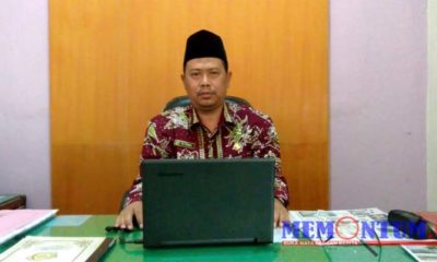 Kepala Kantor Kemenag Sampang H Pardi. (zyn)