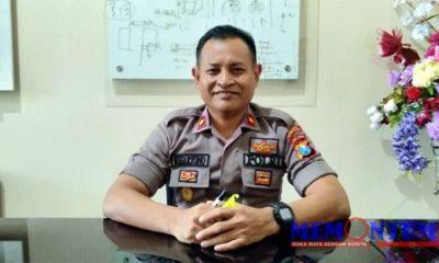 Wakapolres Sampang Kompol Suhartono. (zyn)