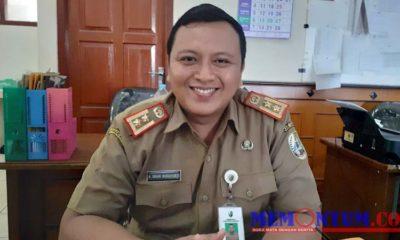 Seksi Aparatur Pemerintahan Desa DPMD Kabupaten Sampang, Ilham. (Zayn)