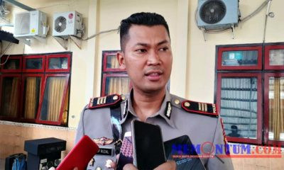 Kasatlantas Polres Sampang AKP Ayip Rizal. (zyn)