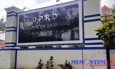 Gedung DPRD Sampang. (zyn)