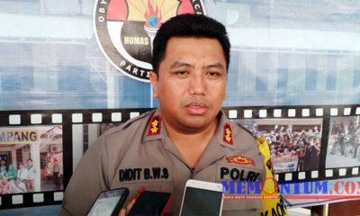 Kapolres Sampang AKBP Didit BWS. (zyn)