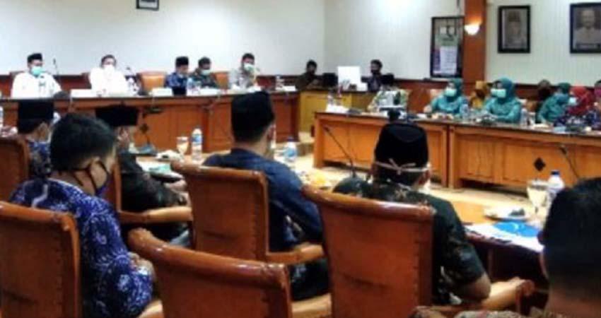 Suasana Musrenbang Kabupaten Sampang